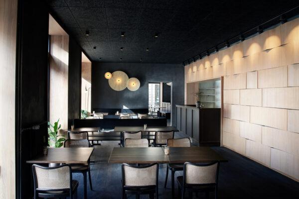 ANTIDARK Spots restaurant