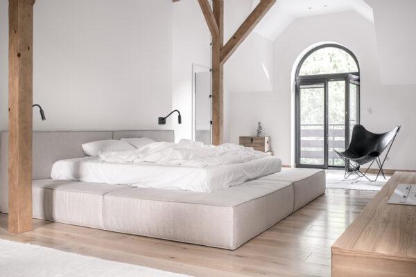 ANTIDARK Flex wall lamp in bedroom