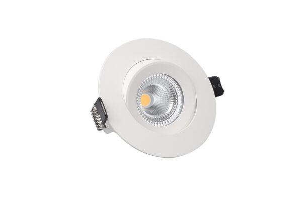 Antidark Downlight 360 white