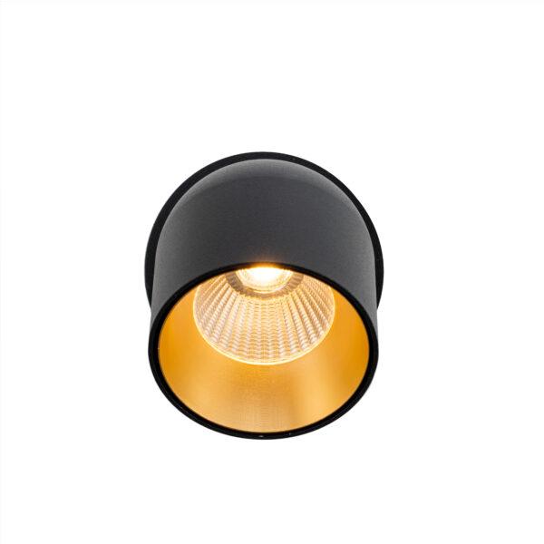 ANTIDARK Downlight Design Cup Black Gold (1)