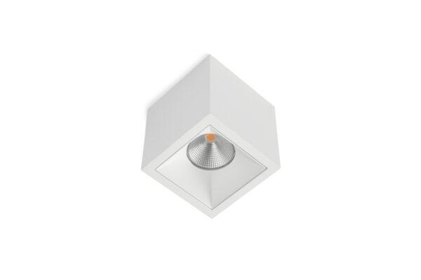 ANTIDARK Square ceiling white