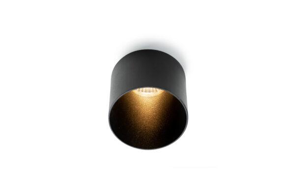 ANTIDARK Tubo downlight black